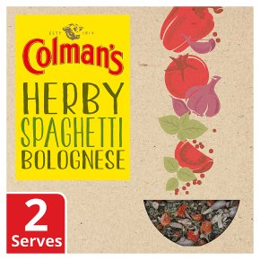 Colman's Herby Bolognese