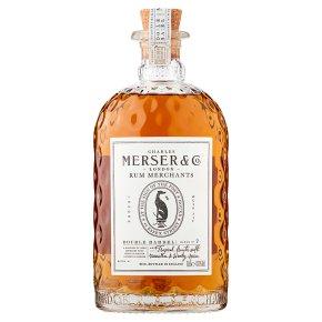 Charles Merser Double Barrel Rum