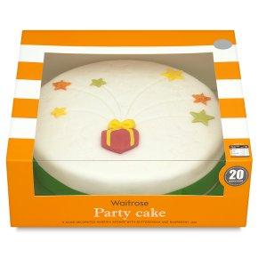 Waitrose Gluten Free Ginger Cake