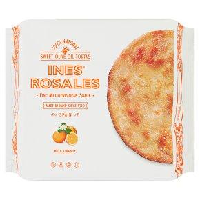 Ines Rosales Orange Sevilla Torta