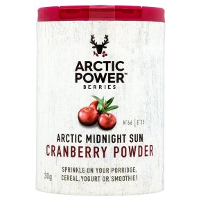 Arctic Power Cranberry Powder