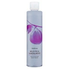 Waitrose Body Wash Wild Fig Sandalwood