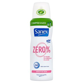 Sanex Zero% Sensitive Deodorant