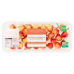 Waitrose 1 Rainier Cherries