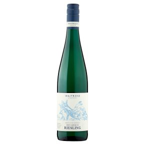 Waitrose German Dry Riesling Mosel Germany