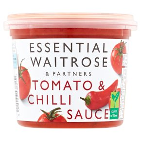 essential Waitrose Tomato and Chilli Sauce