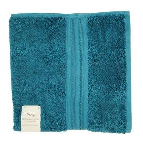 Waitrose Home Egyptian Cotton Bath Towel Peacock