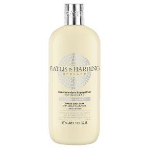 Baylis & Harding Mandarin Bath Soak