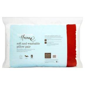Waitrose Home Soft & Washable Pillow