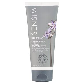 Senspa relaxing body butter