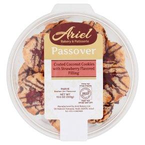 Ariel Choc Coated Coconut Cookies