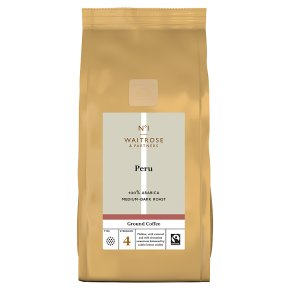 No.1 Peru Ground Coffee