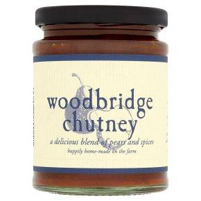Dorset Blue Woodbridge chutney