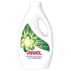 Ariel Actilift Bio Washing Liquid With Pre-treat Cap 40 Washes