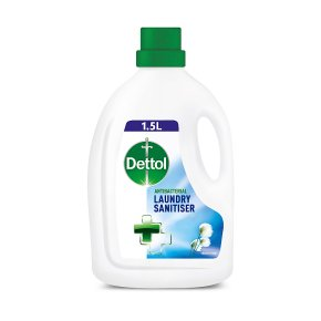 Dettol anti-bacterial laundry cleanser, fresh cotton