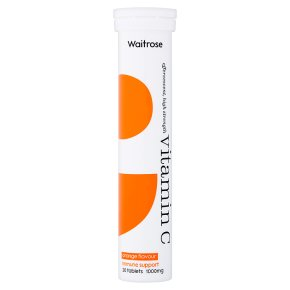 Waitrose Vitamin C Orange