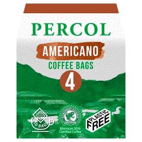 Percol Rich Americano 10 Coffee Bags
