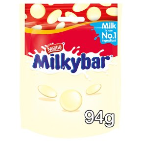 Milkybar Giant Buttons white chocolate sharing bag