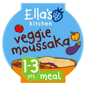 Ella's Kitchen Veggie Moussaka
