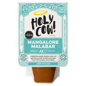 Holy Cow! Mangalore Malabar Curry Sauce