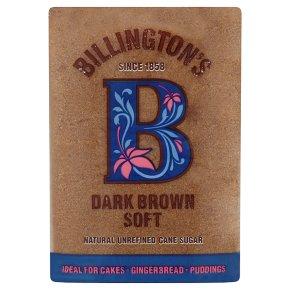 Billington's Dark Brown Soft Sugar