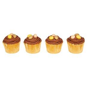 Chocolate Easter Eggs Cupcake