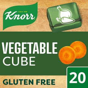 Knorr The Vegetable Cube Family Pack 20s