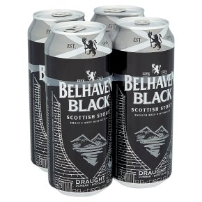 Belhaven Black Scottish Scotland