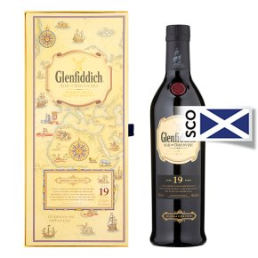 Glenfiddich 19 Year Old Age Of Discovery Single Malt Whisky