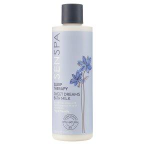 SenSpa Sleep Therapy Bath Milk