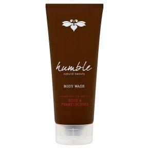Humble Body Wash Rose & Frankincense