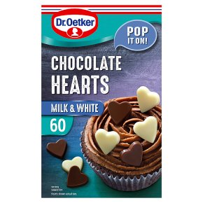 Dr. Oetker Chocolate Hearts