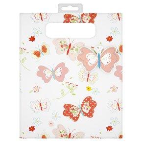 Waitrose Gift Bag Medium Butterflies