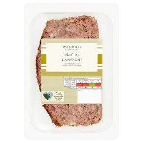 Waitrose Pâté de Campagne