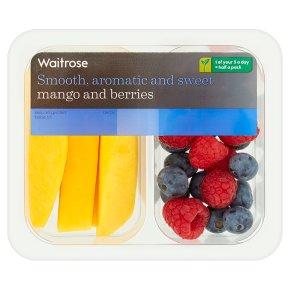 Waitrose Mango and Berries