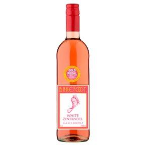 Barefoot, White Zinfandel, American, Rosé wine