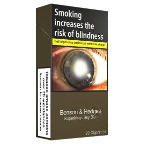 Benson & Hedges Sky Blue Superkings