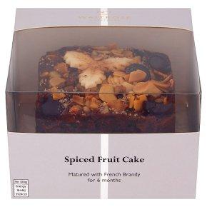 Waitrose 1 Spiced Fruit Cake