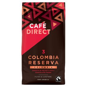 Cafédirect Fairtrade Colombia Ground Coffee
