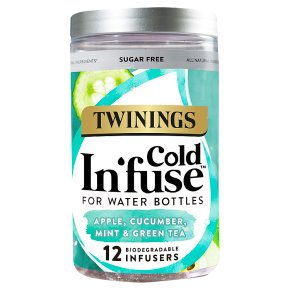 Twinings Cold In'fuse Apple, Cucumber