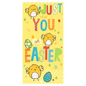 Just for you at Easter