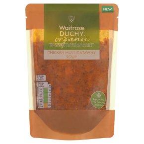 Waitrose Duchy Chicken Mulligatawny Soup