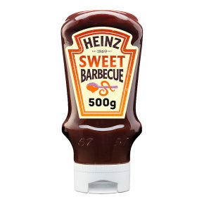 Heinz sticky barbecue dip & marinade