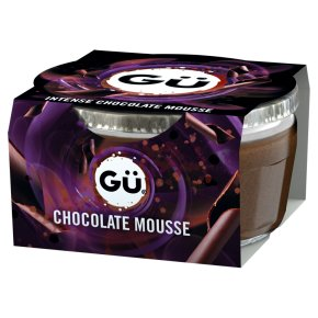 Gü Chocolate Mousse