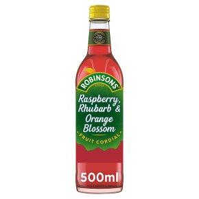 Robinsons Raspberry Rhubarb & Orange Blossom