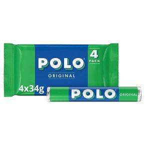 Polo Original 4 Pack