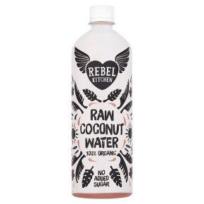 Rebel Kitchen Raw Organic Coconut Water