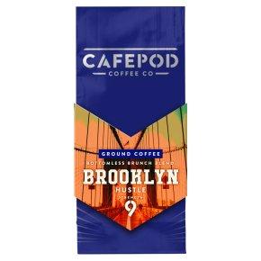 CafePod Coffee Co. Ground Coffee Brooklyn