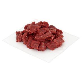 Waitrose Aberdeen Angus beef diced steak