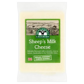 Wensleydale Creamery Sheep's Milk Cheese